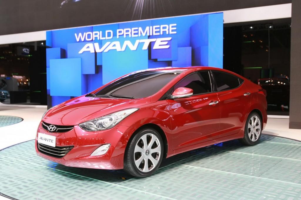 Премиера на Hyundai Elantra