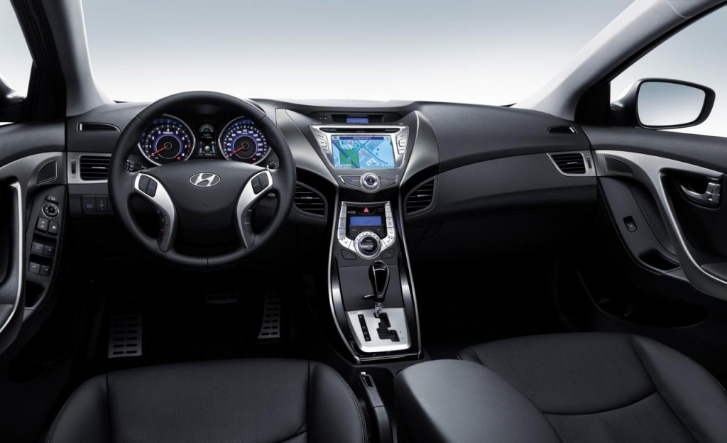 Новата Elantra на Hyundai